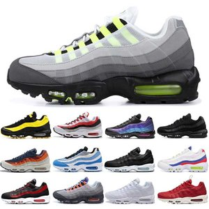 2019 Throwback Future Fashion Sneakers Mens Trainers OG Neon TT Cushion OG SE Tennis Shoes Tirples white black What The Designer Trainers