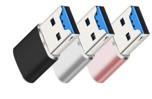 MINI USB 3.0 Card Reader для MICRO SDXC Card TF Card алюминиевый USB3. 0 OTG для планшетных ПК портативный компьютер