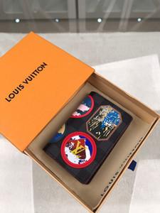 핫 2020 남성과 여성의 지갑, 튼튼한 가죽, 크리스마스 선물, 무료 배송, 모델 : 상자 N60130 크기 8-11-1cm