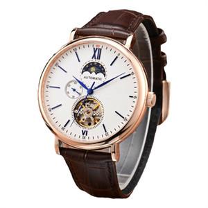 ICW montre mens montres luxe automatique montre jour date diamant montre mécanique étanche mode homme montres en gros