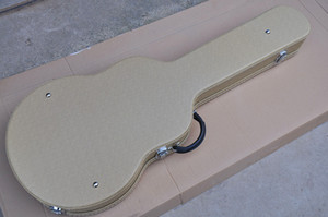 335 Electric Guitar Hardcase, Suitable for Thin Jazz   Double Cut-Away Electric Guitar,Size Logo Color Can Be Customized as Required