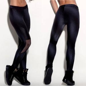 Workout CANISSlim Leggings Donne Deportivas mujer fitness Pantaloni alta elastico della matita della vita Pantaloni Leggins Jeggings gotica