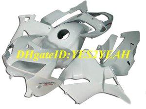 Motorrad Verkleidungssatz für HONDA CBR600RR 05 06 CBR 600RR CBR 600 RR F5 2005 2006 ABS Cool White Verkleidungen Set + Geschenke HQ47