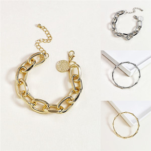 Red Lipstick Charm Filigree Bracelets Link Chain 2020 New 925 Sterling Alloy Trendy Fashion Beauty Jewelry Women Gift#343