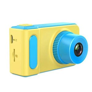 Kids Rechargeable USB Digital Camera Toy Boys Girls Small Cam Photo Recorder With DIY Function