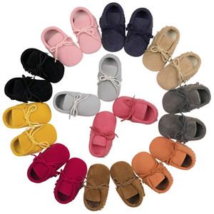Yenidoğan Bebek Kız Erkek Yaz Bebek Sneakers Mix Renk Toptan 10 adet Tuval Bebekler Beşik İlk Yürüyenler Ayakkabı