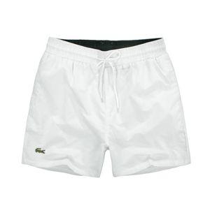 Moda Estate Shorts Nuovo 3M striscia riflettente Trend Shorts casual Marca Etero coulisse Maschio Hip Hop Streetwear Lacoste