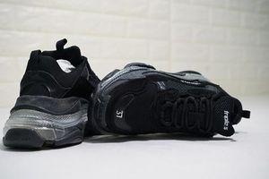 Drop ship Paris Crystal Bottom Triple-S Leisure Shoes Dad Shoes Platform Triple S Sneakers for ssYEzZYYEzZYs v2 350boostss&