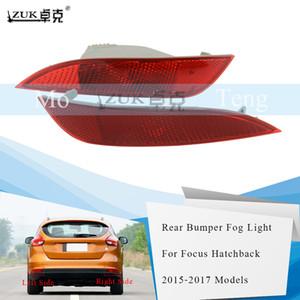 ZUK Pare-chocs arrière antibrouillard ANTIBROUILLARD réflecteur pour Ford Focus Hatchback 2015 2016 2017 gauche Avec ampoule / côté droit Sans ampoule