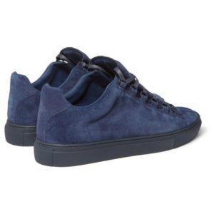 sapatos de grife Homens Mulheres Moda Meias Sapatos Arena Lace Up Sapatilha Ao Ar Livre Corrida Runner couro genuíno tamanho grande 35-47 CS07 S6