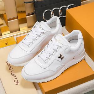 modaLuxoLV Novo Homens sapatilhas respirável Lace-up Sneakers Plus Size alta qualidade Formadores de Inverno Chaussures pour hommes