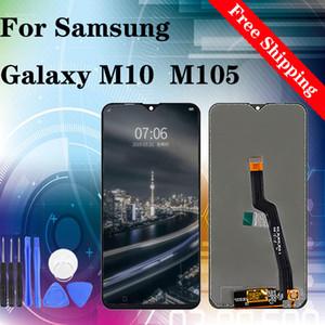 Súper original para Samsung Galaxy M10 2019 Pantalla M105 M105F M105G alta calidad Crystal Clear LCD Protector