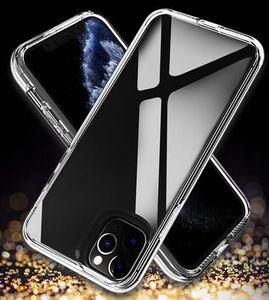 투명 견고한 전화 케이스 투명 TPU 충격 방지 커버를 들어 아이폰 XS (11) 최대 프로 6 7 8 삼성 LG 모토로라 화웨이 아오 미