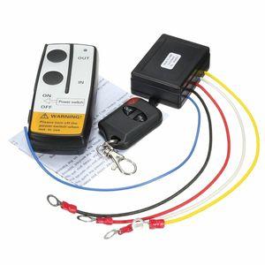 12V 50ft Smart Winch Wireless Remote Control Switch Set per il camion ATV Spia Universial 315mhz