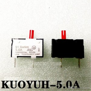 Taiwan KUOYUH current overload protector 91 Series 5A instrument protector