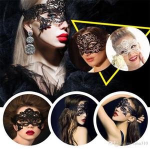 En Yeni içi boş dışarı moda dantel maskeleri üst Hollow seksi parti maskeleri Gizemli maskeleri Gece kulübü çubuğu maske A0186 dans karşıya