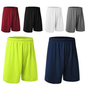 New Men Moda Casual Comfy Ginásio Fit Shorts Formação Correr Desporto Workout Casual Jogging Sólidos Calças curtas Calças