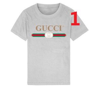 Ragazzi vestiti Ragazze Vestiti per bambini T cute T-shirt Manica corta In Large Child 2019 Estate Wear New Pattern Bottoming Shirt 0168