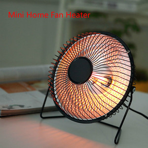 220V 200W Portable Office Heaters Mini Electric Home Heater Fan Handy Air Warmer Silent Homes Offices Handys