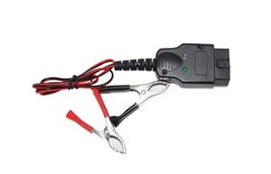 carro clipes de bateria da bateria Grampos Auto substituição Ferramenta Car ECU Cabo de Alimentação de Emergência