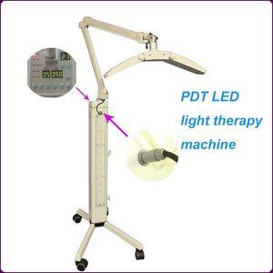 expédition rapide luminothérapie professionnel BIO Photon traitement de l'acné LED rajeunissement de la peau PDT équipement de salon de beauté machine de soins du visage