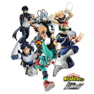 Tronzo original Banpresto mi héroe Academia todo poder Midoriya Izuku Bakugou Katsuki Todoroki Shouto PVC Figuras de Acción Juegos de construcción