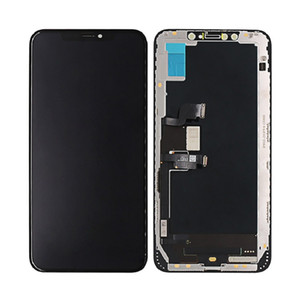 OLED für iPhone X XS Max LCD Replacement 3D Touch Screen Digitizer Vollversammlung LCD Display Schwarz Farbe 5.8 Zoll Freier DHL