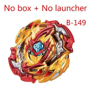 Bayblade Burst GT B-150 Booster Union Achilles with Ripcord Ruler Launcher Starter Bey Bays Bable Blade Christmas Kids Toy Gift