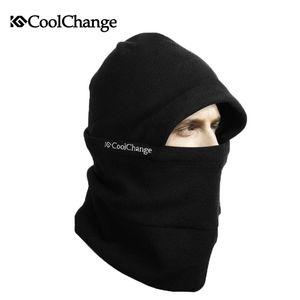 Hommes Femmes Hiver chaud masque facial Masque vélo Cap Thermal Fleece Ski Vélo Sports de plein air Snowboard Vélo écharpe