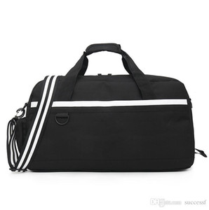 3 colori Le donne di colore di moda casual scarpe di viaggio Sacchetto degli uomini Bag pallacanestro sacchetti di immagazzinaggio di Oxford di sport esterni Borsa Uomo singolo tracolla