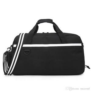 3 colors Women black Fashion Casual Travel Bag Men Basketball Bag Shoes Storage Bags Oxford Outdoor Sports Handbag Male Single Shoulder Bag