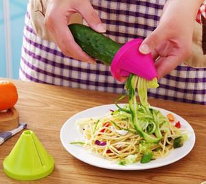 Legumes, Fruta, Cortador de aço inoxidável batata dispositivo de corte Cut Fries batata corte manual Batata Rabanete cortador Cozinha Ferramenta GB672