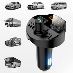 New Car Mp3 player Bluetooth Low-cost Atacado mãos livres Bluetooth carro Transmissor FM carro Mp3