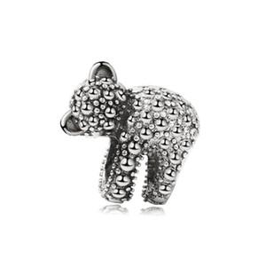 Amour Animal Charm Perle Femmes Mode Bijoux superbe design de style européen Fit pour Pandora Bracelet Nouvelle arrivée