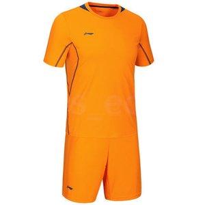 Top personalizzato maglie calcio poco costoso libero di sconto all'ingrosso qualsiasi nome qualsiasi numero Personalizza Football Shirt il formato S-XXL 545