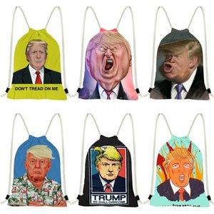 Trump Sacs à dos Mode Sac en cuir Voyage Zipper sac à main Sac Femme Trump Wallet 44674 # 677