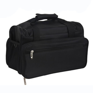 Extra Large Barber Styling Tools Bag Salon Scissor Comb Trimmer Storage Case Organizer Can Hold Hairdryer Trainning Head Bag T190718