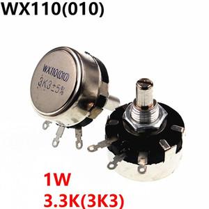 WX110 WX010 010 1W 3K3 3.3K potenziometro regolabile resistenze