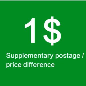 Supplementary postage   price difference Supplementary Postage Fees Other Difference 1