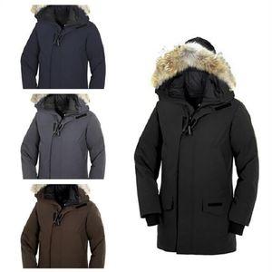 Luxus Kanada Daunenjacke Herren Deisgner Winterjacke Herren-Frauen-Qualitäts Kanada Winterjacke Oberbekleidung Designer Wintermäntel
