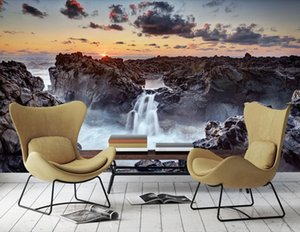 3d stereoscopic specific wallpaper sticker for living room Beautiful scene photo 3D male wallpapers 3d