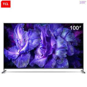 TCL 100 pollici schermo gigante televisivo cinema privato scena AI Full HD ultra libera il trasporto 4K TV
