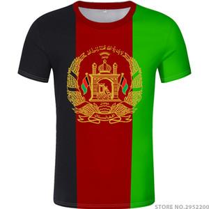 AFGHAN männliche Jugend T-Shirts freier benutzerdefinierter Name Nummer afg Slam afghanistan araber T-Shirt persisch pashto islamischer Druck Text Foto Flag AF Kleidung