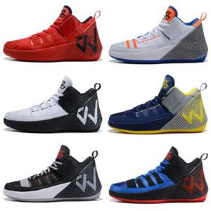 Westbrook Почему Бы Не Zer0 1 Chaos Мужская Баскетбольная Обувь Для Продажи High Quality Westbrook Sneaker Store Размер 7-12