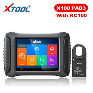 XTOOL X100 X100 PAD3 PAD Elite Professional Tablet Key Программист С KC100 Global Version