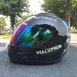 Ücretsiz nakliye Motosiklet Kaskı Kadınlar Ayaklı Yukarı Motokros Kask Capacetes De motociclista Yenilik Casque ABS Malzeme