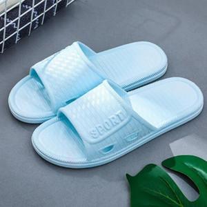 Günstige besten Männer Frauen Sandalen Designer-Schuhe Luxus Slide Summer Fashion Breitflach Slippery Sandalen Slipper Flip Flop Badezimmer Größe 36-46