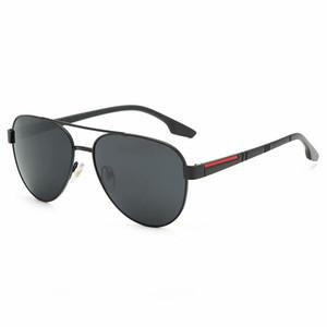 Erkekler ve Kadınlar Koyu Mercek Gözlük Gözlük Marka Tasarımcı Güneş Tasarım Gözlükler Sürüş Güneş Shades 5colors için metal Lüks Güneş