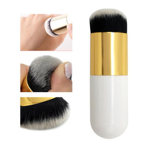 Foundation Brush Portable Professional Soft Makeup Brush Blush BB Cream Cosmetic Brush Wholesale