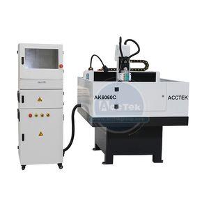 Hot sale small business equipment AK6060C mold engraving machine making machine mini atc cnc router